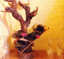 El nostre particular mostrador de vins